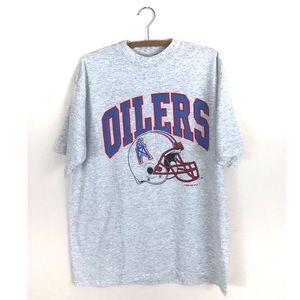 Vintage NFL Houston Oilers Tshirt XL 1993